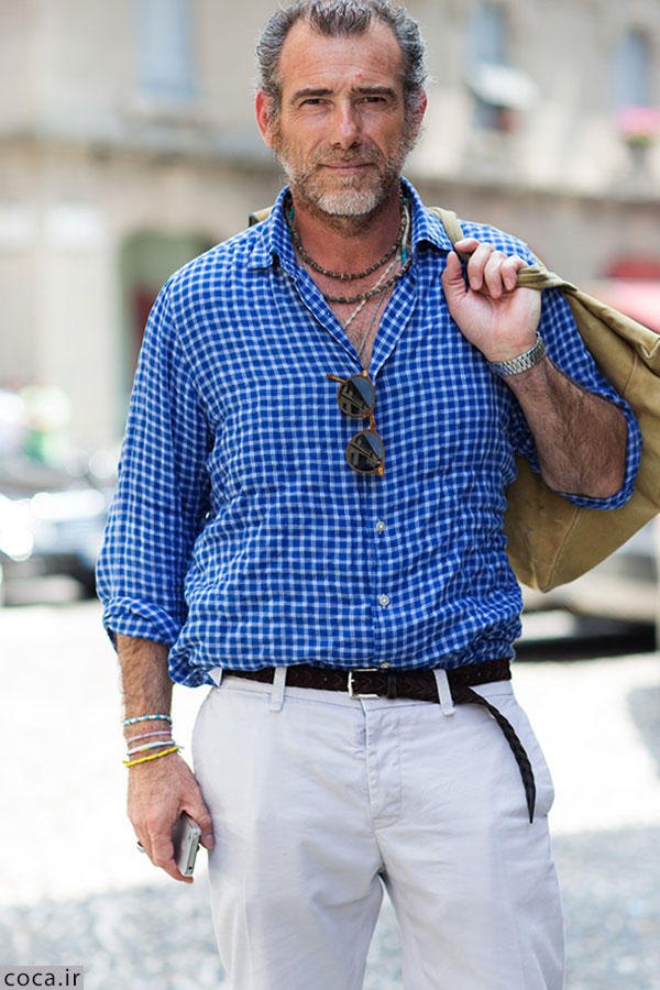 مدل ریش مردانه ایتالیایی