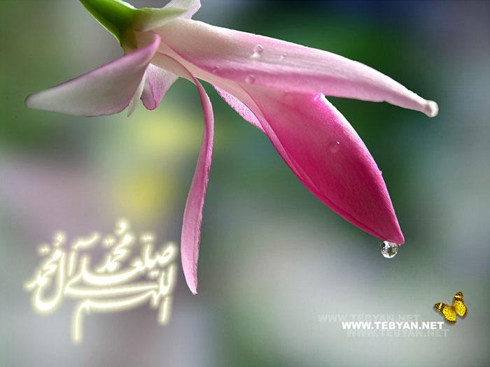عکس نوشته مبعث پیامبر (ص)