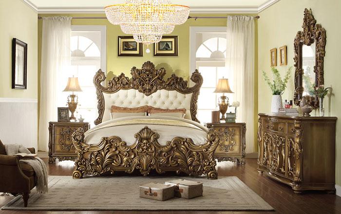 مدل تخت خواب دو نفره عروس