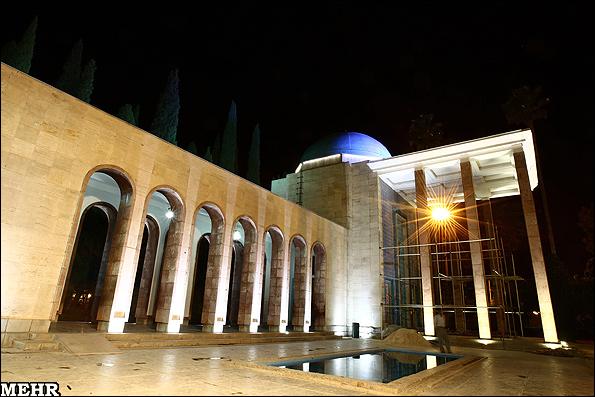 آرامگاه و مقبره سعدی شیرازی