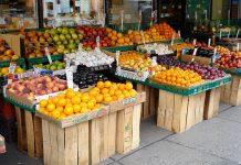 دکوراسیون سنتی مغازه میوه فروشی