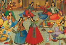 جشن میانه فصل بهار (بهاربد) یا گاهنبار میدیوزرم چیست؟
