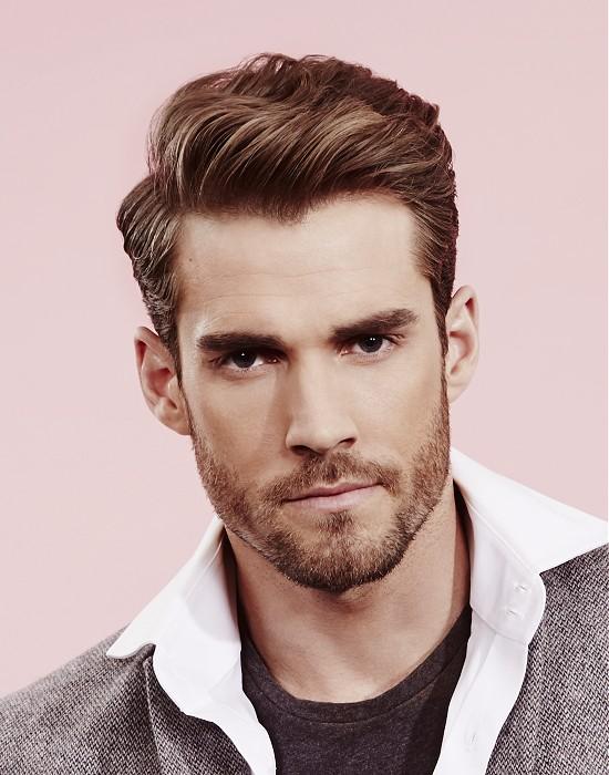 مدل مو مردانه خامه ای