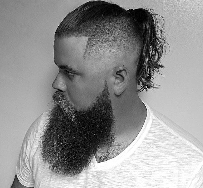 مدل مو بلند دور کوتاه