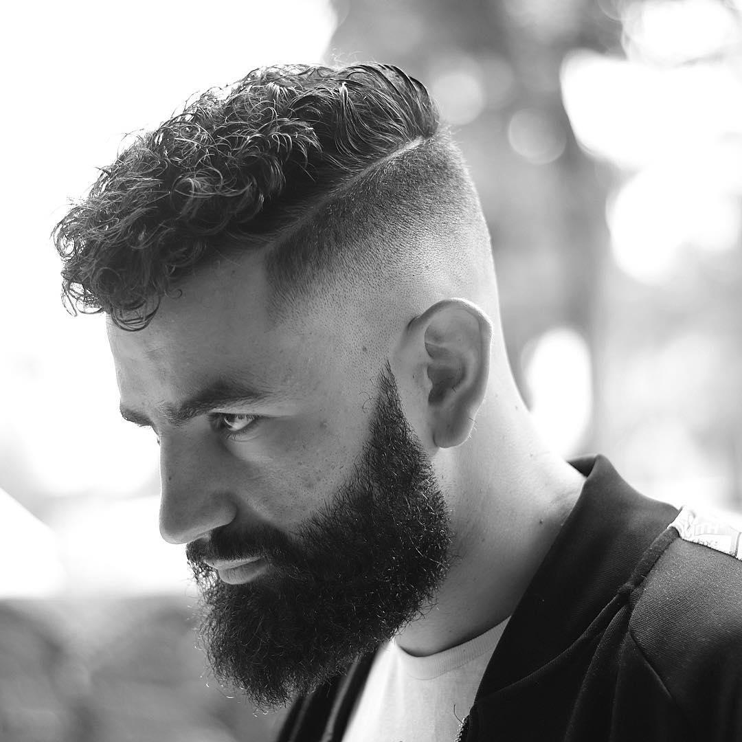 مدل مو مردانه دور کوتاه