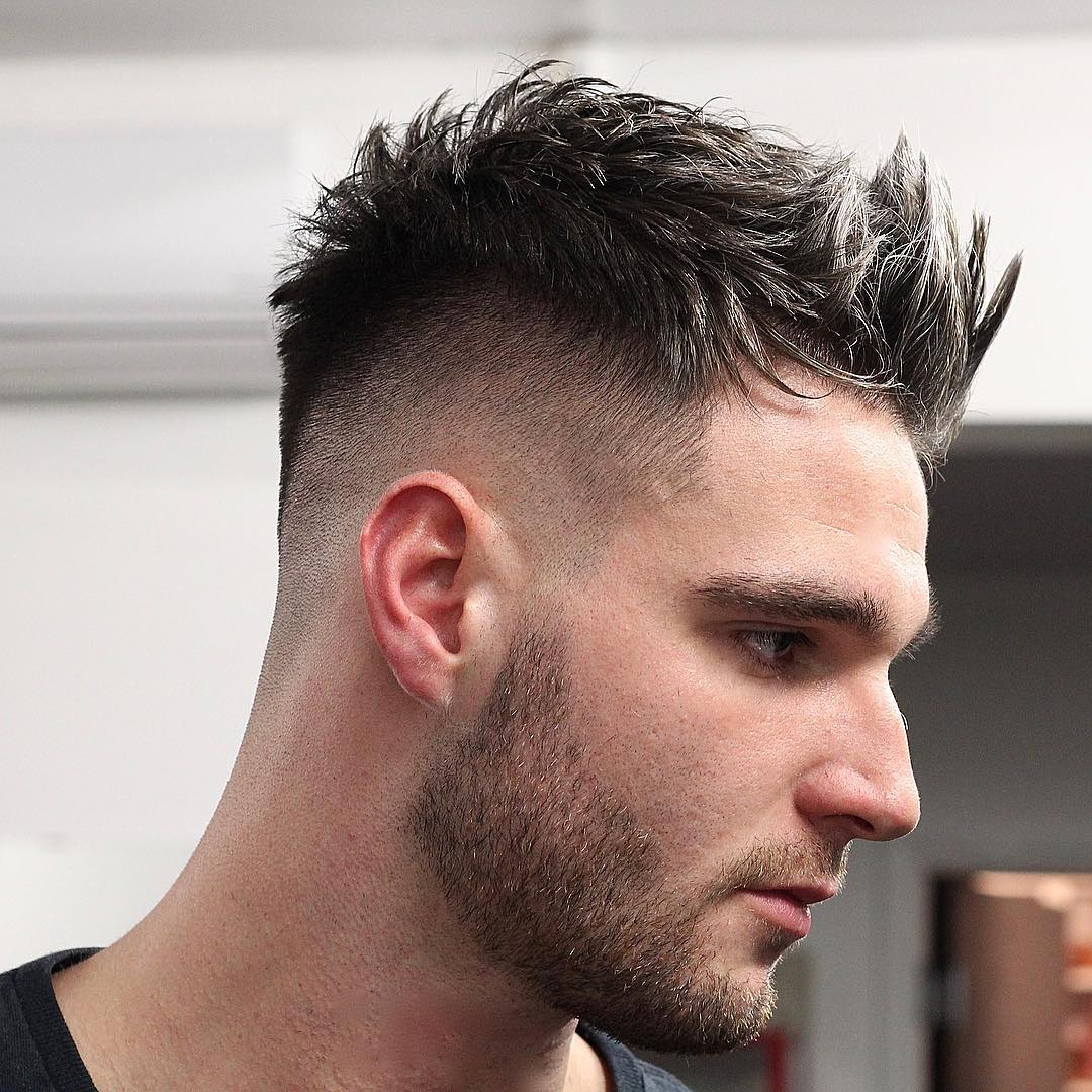 ژورنال مدل مو پسرانه کوتاه