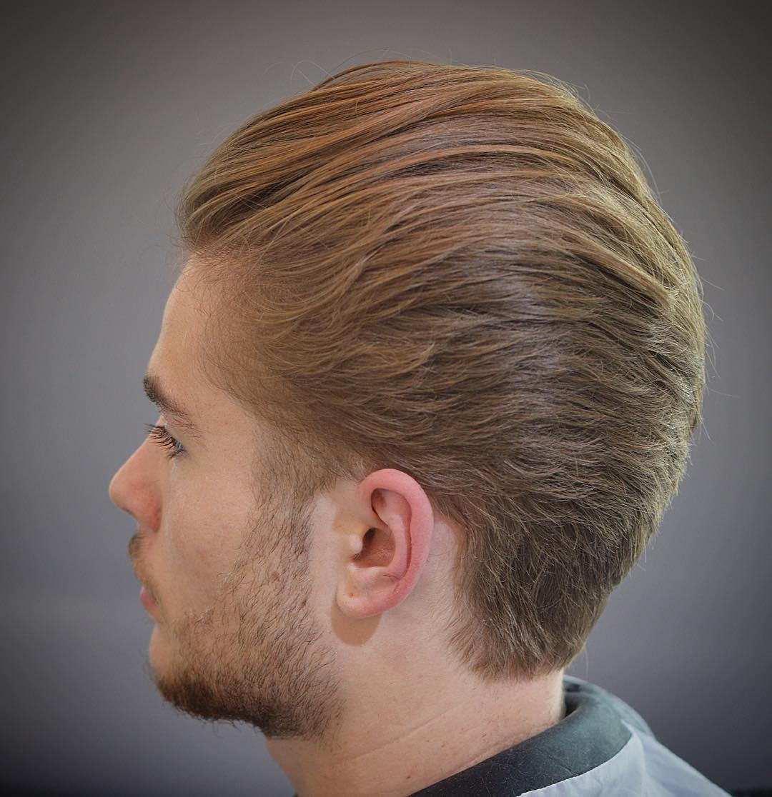 مدل مو پسرانه