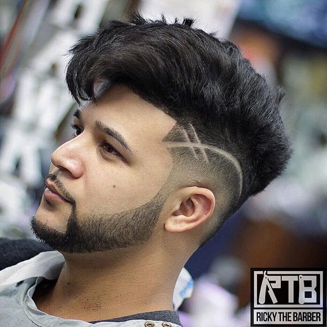 مدل مو پسرانه جذاب