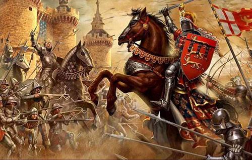 جنگ های صد ساله