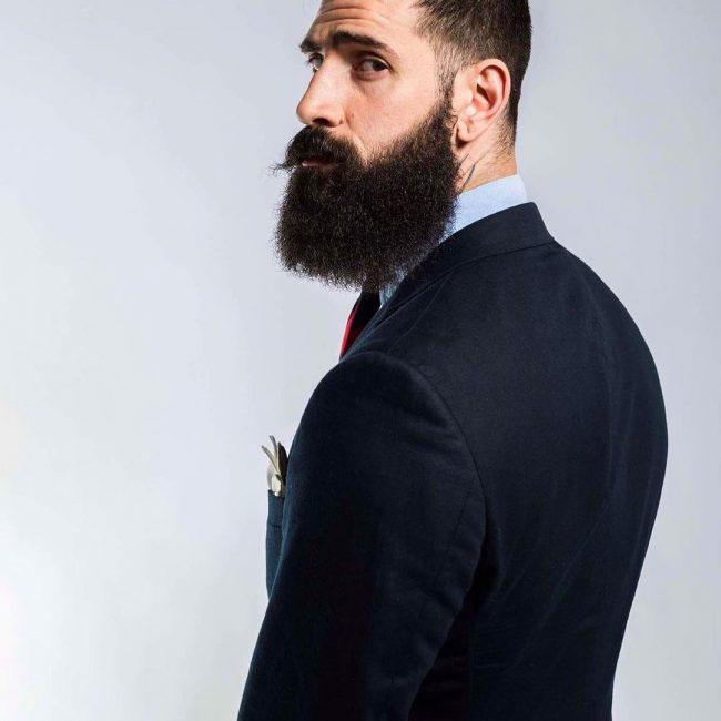 مدل ریش مردانه ایرانی