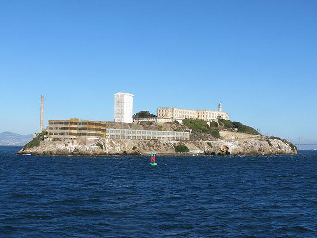 جزیره آلکاتراز