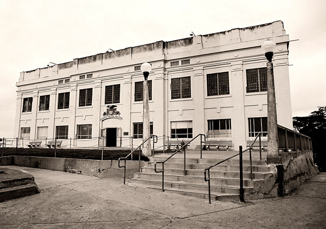 زندان آلکاتراز