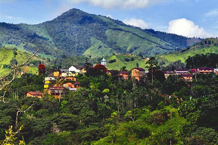 طبیعت رویایی اکوادور
