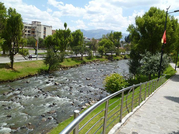 عکس مکان های دیدنی کشور اکوادور