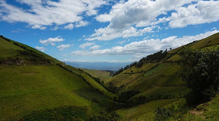 تصاویر طبیعت زیبای اکوادور