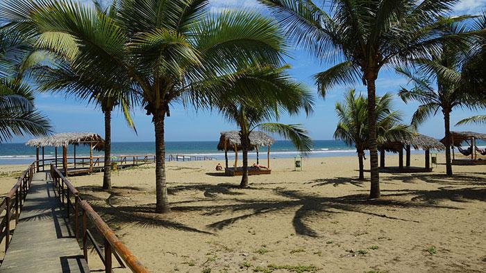 سواحل زیبای اکوادور