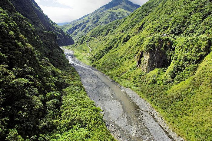 عکس طبیعت اکوادور