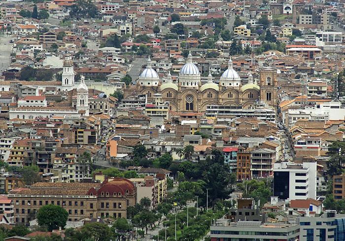 عکس شهرهای اکوادور