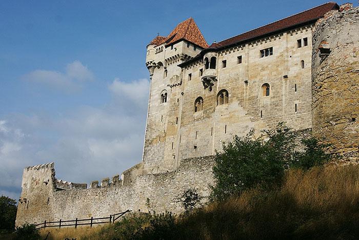 قلعه های تاریخی , جاهای گردشگری لیختن اشتاین