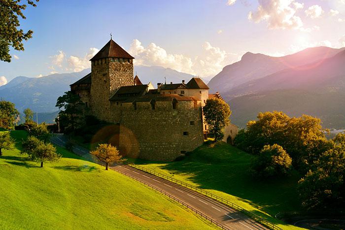 عکس قلعه های تاریخی