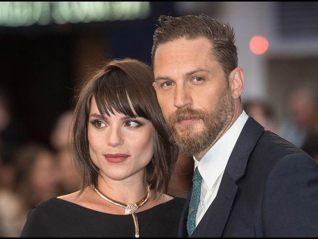 تام هاردی و شارلوت رایلی