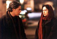 دیالوگ های ماندگار و شعر سعدی در فیلم شب های روشن