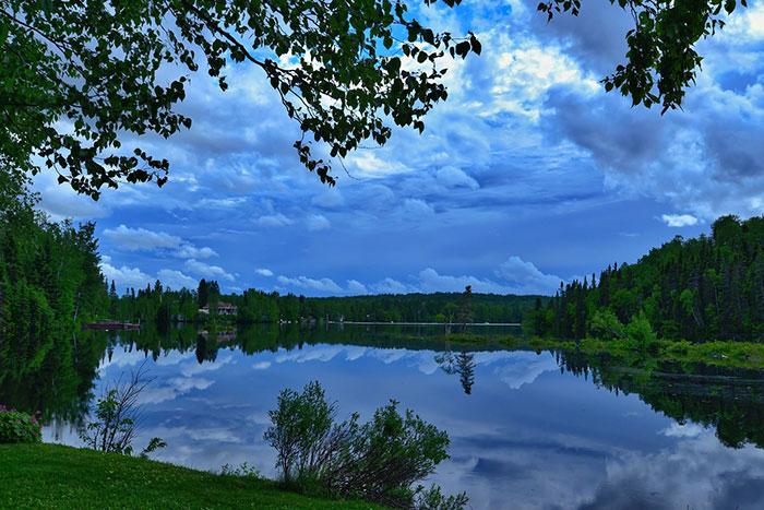 تصاویر زیبا از طبیعت , عکس دریاچه