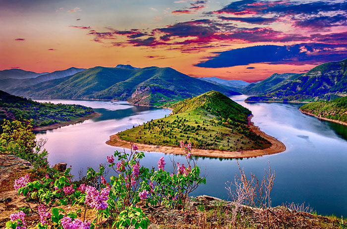عکس طبیعت شگفت انگیز