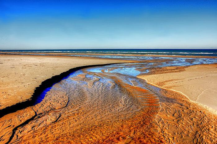 سواحل دیدنی دانمارک