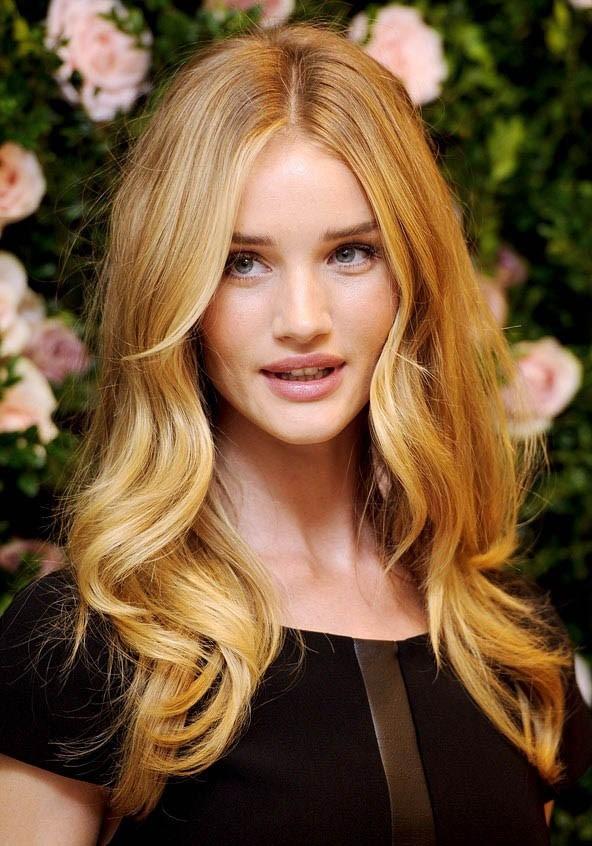 رنگ موی عسلی بدون دکلره