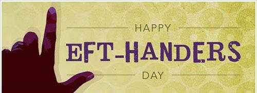 عکس روز جهانی چپ دست ها مبارک