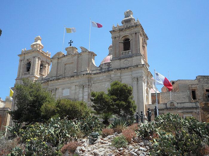 عکس قلعه های تاریخی مالت