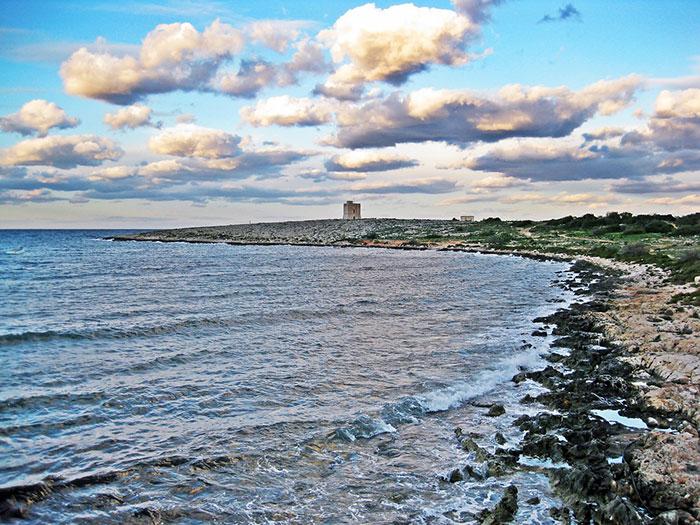 عکس ساحل جزیره مالت
