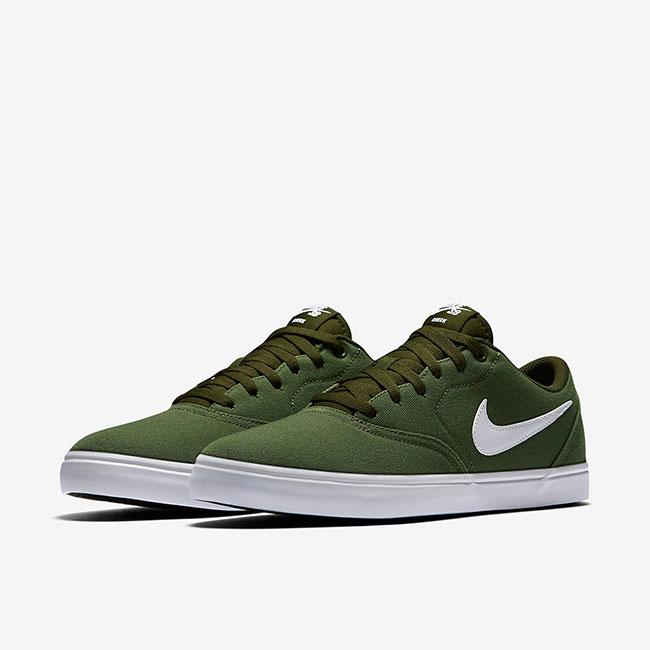 عکس کفش نایک سبز