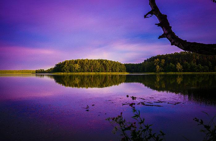 عکس دریاچه های لهستان