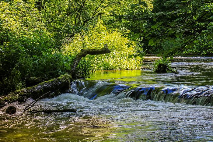 رودخانه های زیبای لهستان