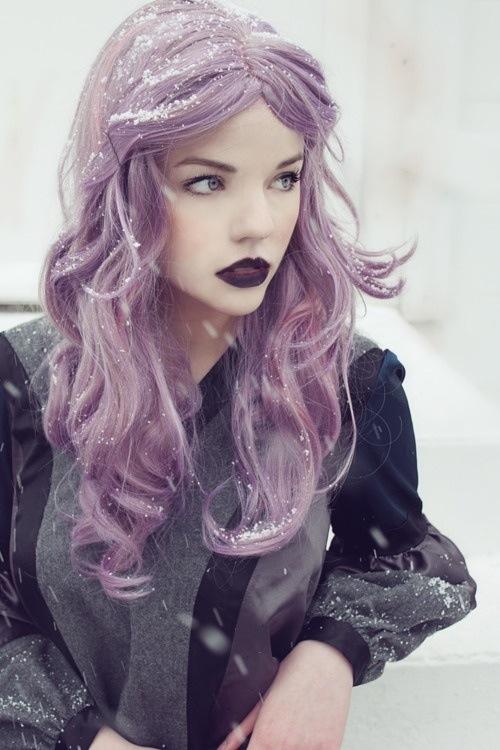 رنگ موی یاسی