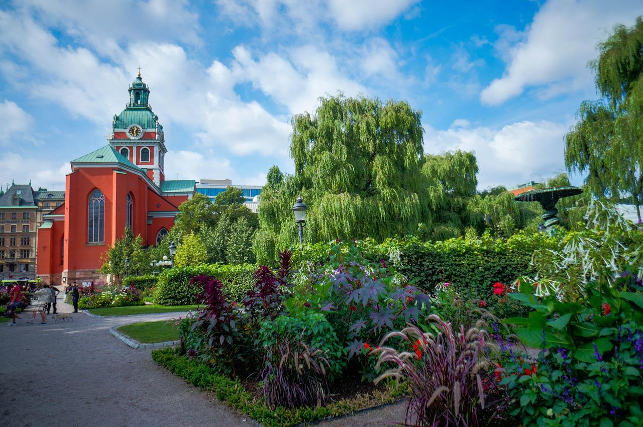 طبیعت شهری سوئد