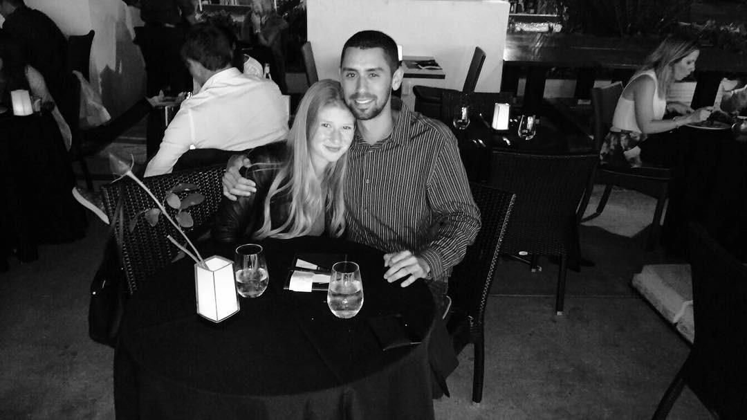 عکس دختر بیل گیتس و نامزدش
