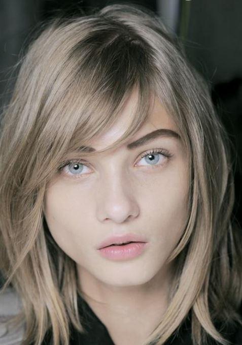 رنگ موی دودی روشن , مدل و عکس