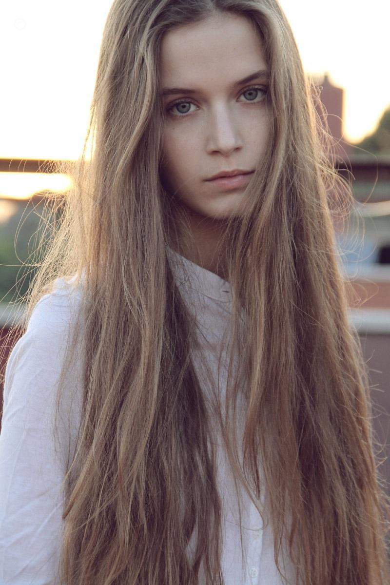 رنگ مو کنفی بدون دکلره , عکس و مدل