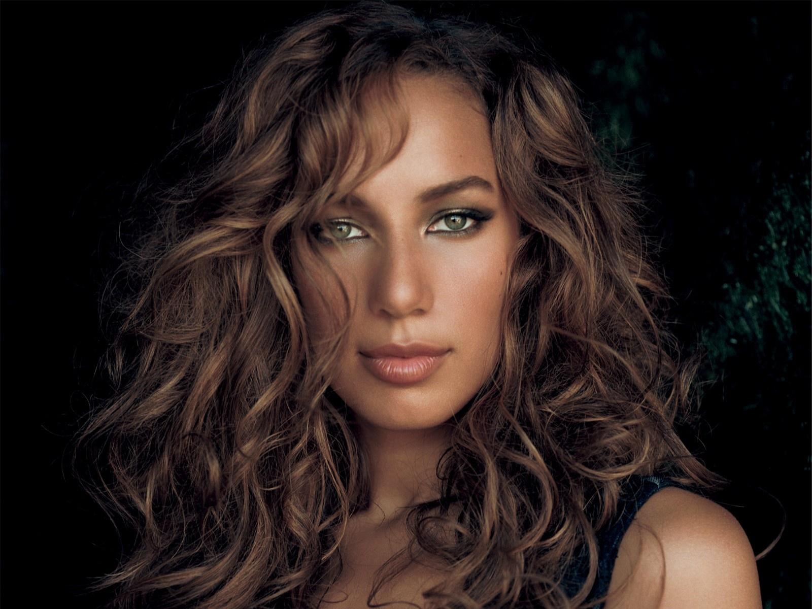 رنگ موی قهوه ای روشن , عکس و مدل