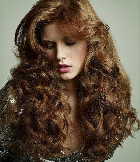 رنگ مو کاپوچینویی تیره , عکس و مدل