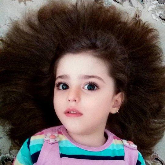 مهذیس محمدی زیباترین دختر ایرانی