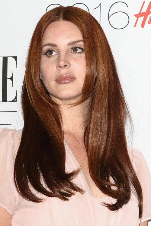 رنگ موی بلوطی متوسط , عکس و مدل