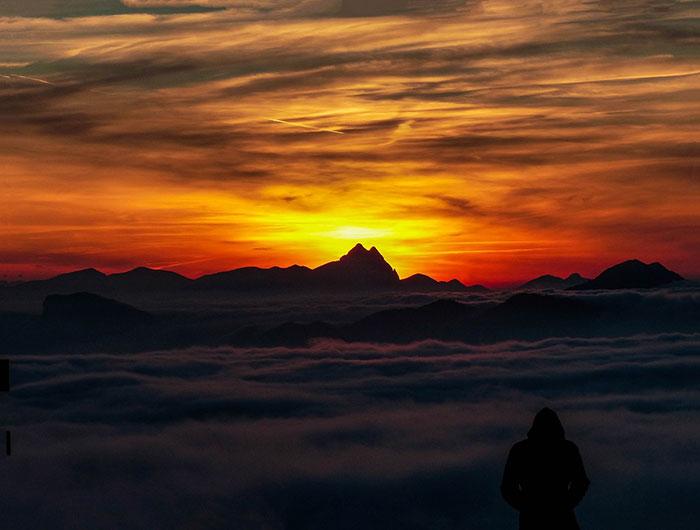 عکس ضد نور ابرها