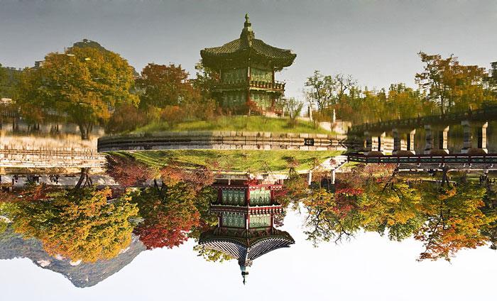 قصر تاریخی در کره