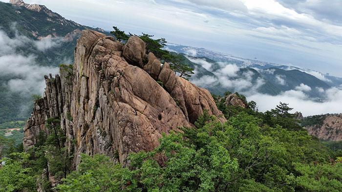 مناظر طبیعی کره جنوبی