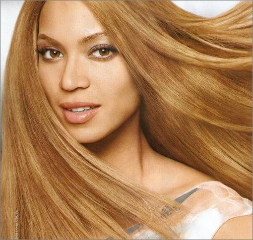 رنگ موی بلوند تنباکویی , عکس و مدل
