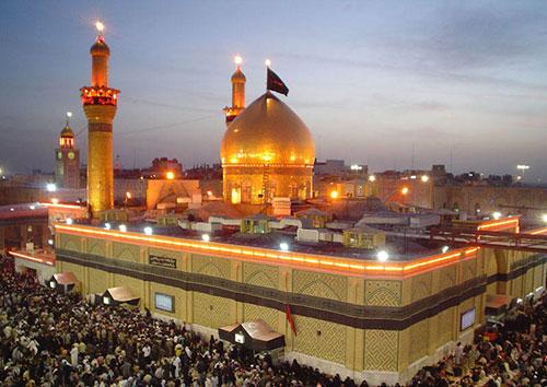 عکس پروفایل حرم امام حسین علیه السلام